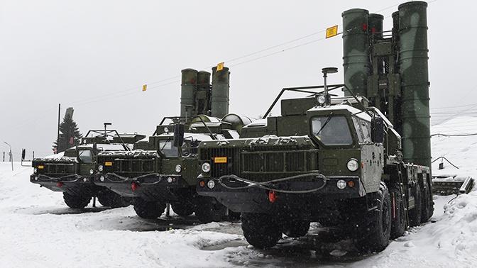 Центральный военный округ получит четыре комплекса С-400 «Триумф»