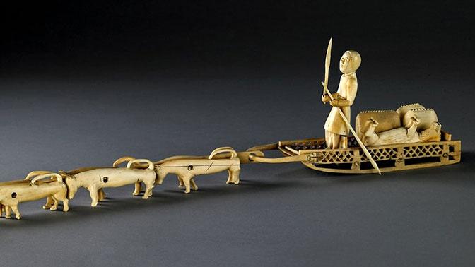 РАН передала редчайшие арктические находки Британскому музею