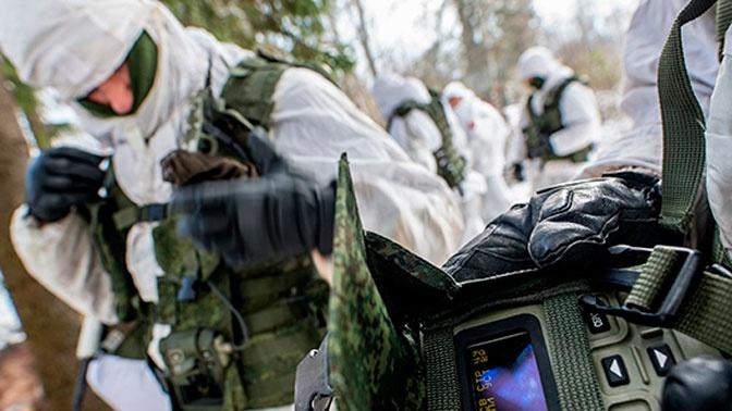 Комплекс  КРУС «Стрелец» прошел проверку холодом в Приамурье