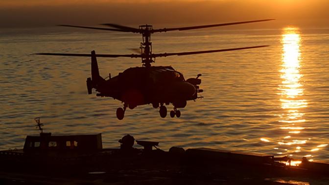Первые российские вертолетоносцы заложат к 75-летию Победы - СМИ