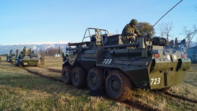 Передать информацию: в Абхазии связисты провели более 200 учений за год