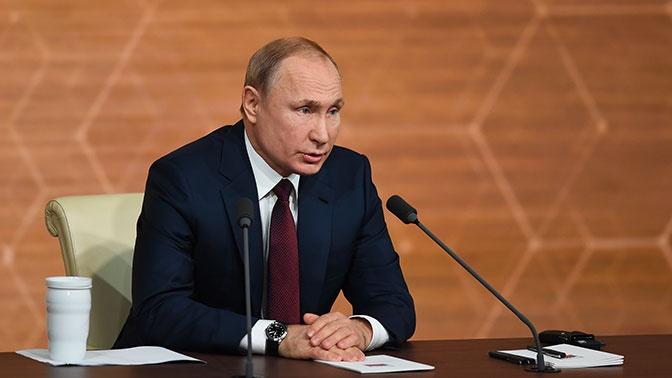 Космос и «Космос»: где покажут послание Путина Федеральному собранию