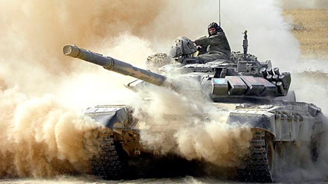 Британские инспекторы посетят танковый полк ЮВО в рамках Венского документа