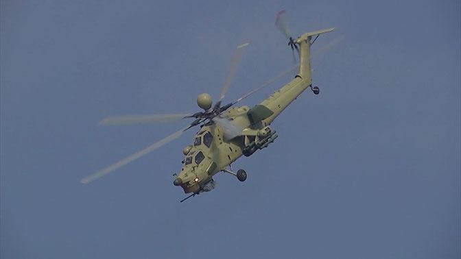 Модернизированные «Ночные охотники» Ми-28НМ получат новый пилотажный комплекс