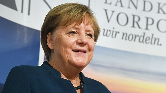 Меркель объявила о проведении конференции по Ливии