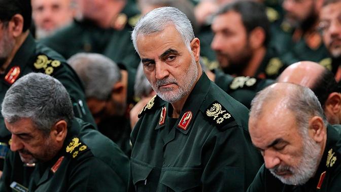 Историк назвала ключевую причину убийства иранского генерала Сулеймани