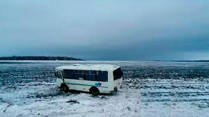 Под Ульяновском пострадали 13 человек в ДТП с пассажирским автобусом