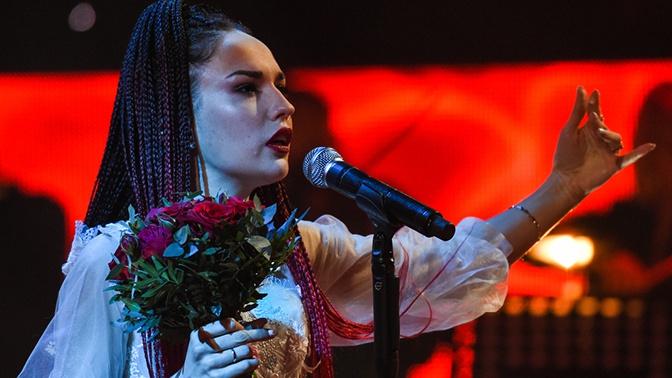 Победительница «Новой Звезды-2020» получила звание заслуженного деятеля культуры и искусства