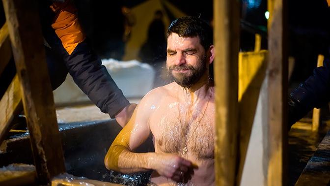 Роспотребнадзор напомнил об опасности крещенских купаний