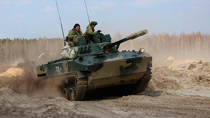Псковские десантники получили несколько десятков новых боевых машин