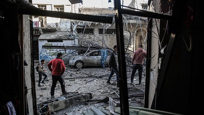 ЦПВС: боевики рассчитывают на поддержку Запада, чтобы не допустить ликвидацию террористического гнезда в Идлибе