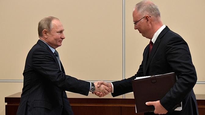 Рекордные инвестиции: глава РФПИ рассказал Путину об итогах года