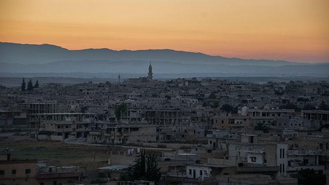 Боевики при поддержке танков атаковали армию САР в Абу-Джреф