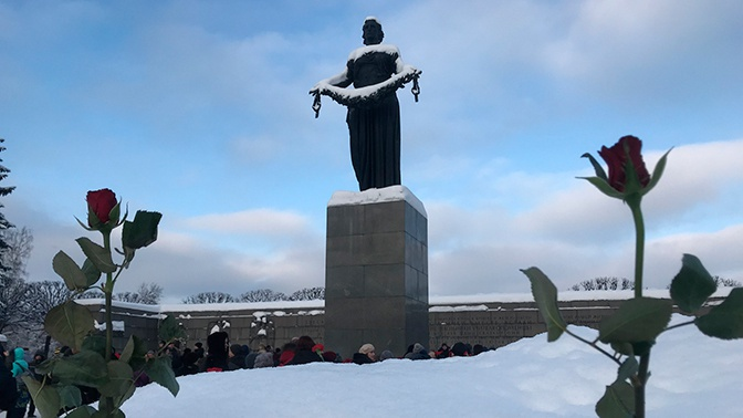 В России отметят годовщину прорыва блокады Ленинграда