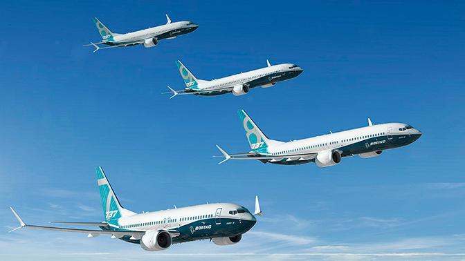 В Boeing обнаружили новую проблему с ПО лайнеров 737 MAX