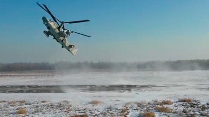 «Аллигатор» и «Терминатор» в небе над Хабаровском: кадры учений глазами пилотов