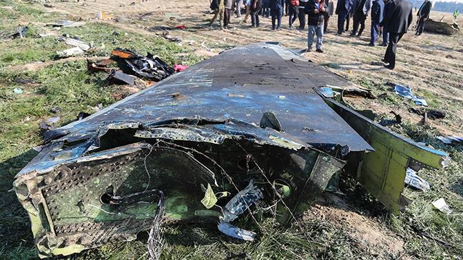 В Иране подтвердили передачу Украине черных ящиков Boeing