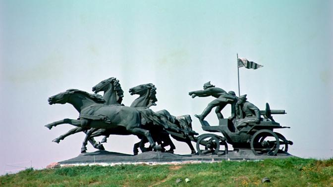 На Украине передумали сносить «Легендарную тачанку»