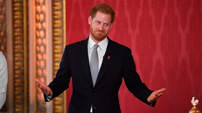 «Выбора не было»: принц Гарри объяснил решение отказаться от королевских полномочий