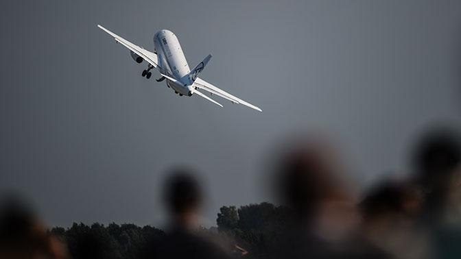Ростех предложил создать авиакомпанию с отечественными самолетами