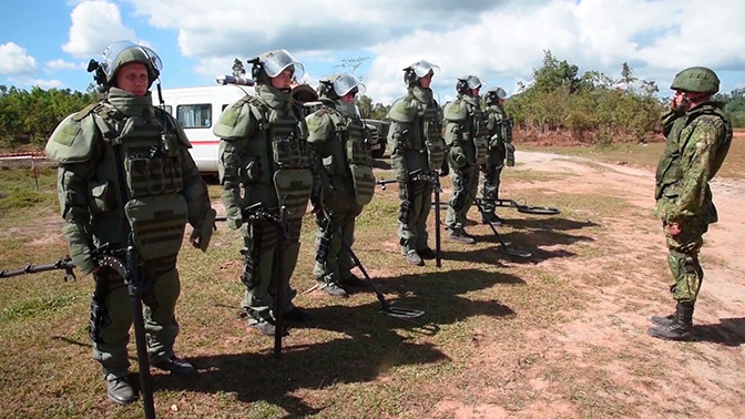 Расчет и точность: военные инженеры получат более 600 единиц техники в 2020 году