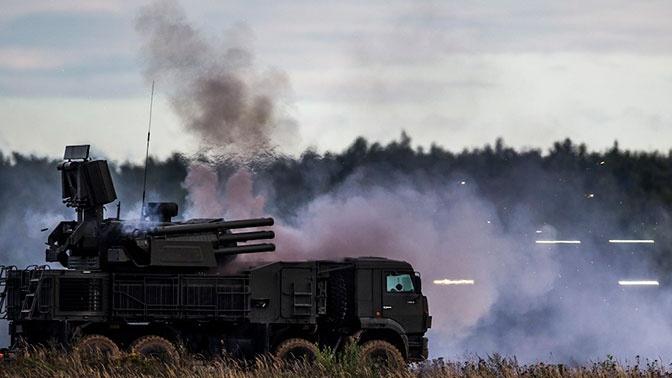 ЗРПК «Панцирь-С» уничтожили воздушные цели на учениях ЧФ