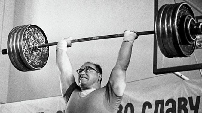 В Москве госпитализирован олимпийский чемпион Юрий Власов