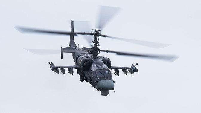 Ка-52 «Аллигатор» получит новую систему связи