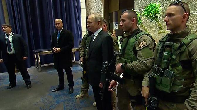Не устояли перед обаянием президента: военные Израиля попросили Путина сфотографироваться
