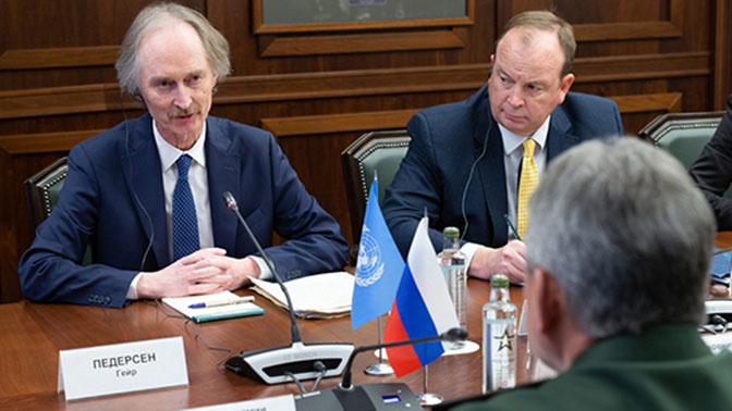Спецпосланник ООН: участие РФ в сирийском урегулировании необходимо