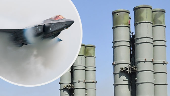 В Турции предложили изучить совместимость истребителей F-35 и ЗРС С-400 «Триумф»