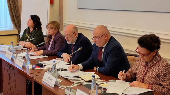 Рабочая группа по поправкам в Конституцию внесла предложения по системе проведения общероссийского голосования