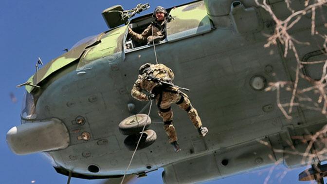 В России разработали новый вертолет для спецназа