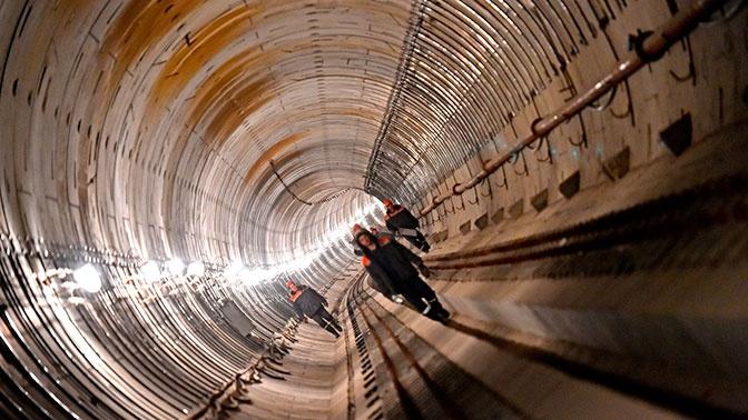 В Москве начнут строительство 26 новых станций метро