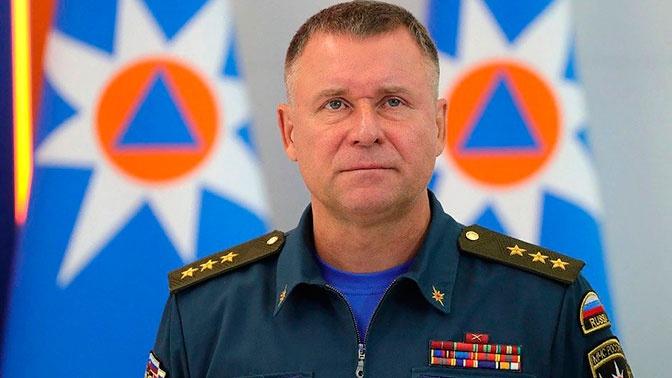 Глава МЧС назвал поведение Михаила Игнатьева недопустимым