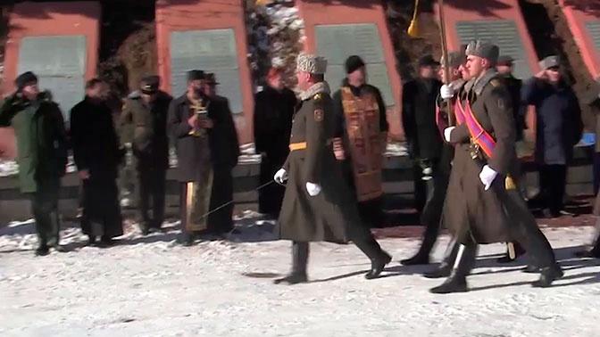 В Армении изъяли землю с братских захоронений для «Дороги памяти»