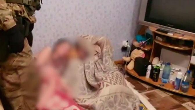 Задержание организаторов порностудии в Красноярске показали на видео