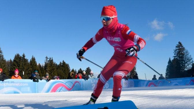 Лыжница Непряева выиграла спринт на этапе Кубка мира в Германии