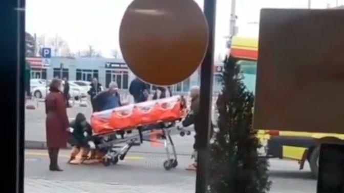 В Краснодаре экстренно госпиталировали прибывшего из КНР пассажира