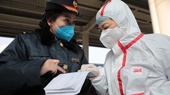В США зафиксированы пять случаев заражения новым видом коронавируса