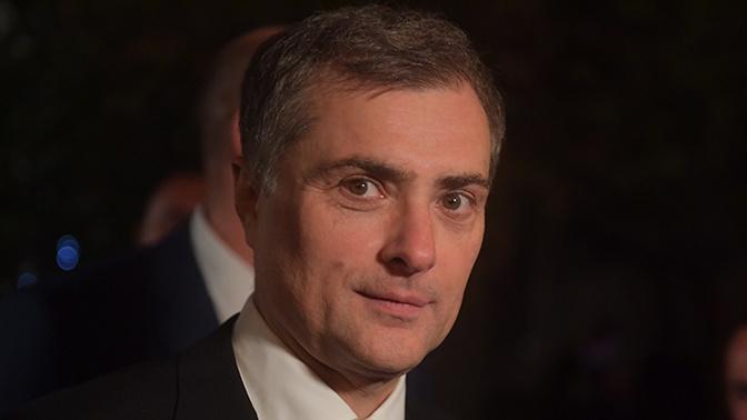 В Кремле не подтвердили отставку Суркова