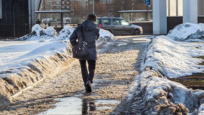 Ученые рассказали об угрозах отсутствия снега зимой
