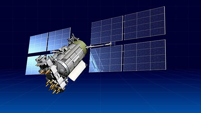 Новый спутник «Глонасс-М» принят в эксплуатацию