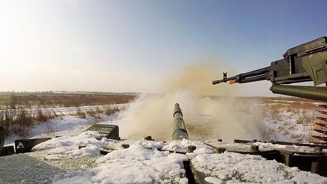 На пути к АрМИ: в Амурской области началась подготовка мотострелков к «Танковому биатлону»