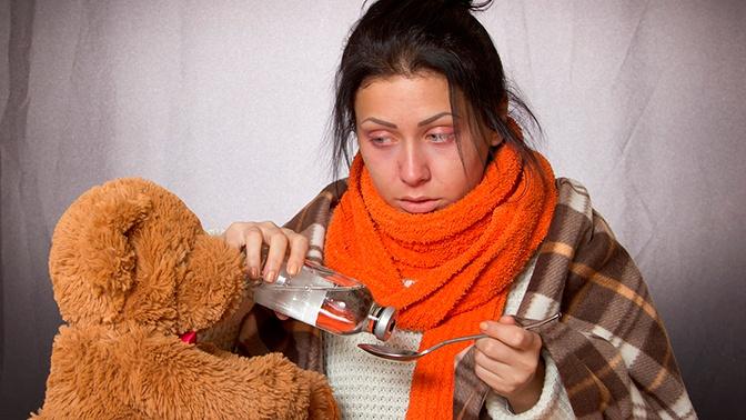 В Роспотребнадзоре объяснили, какими осложнениями опасен грипп