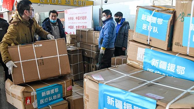 СМИ: AliExpress приостановил доставку товаров из-за коронавируса