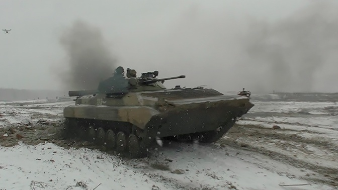 В преддверии АрМИ: на полигонах Головеньки и Алабино началась подготовка к «Танковому биатлону»