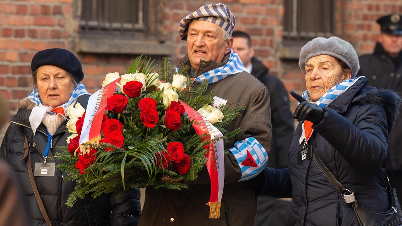 Польша. Холокост истории