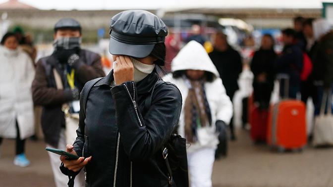Первая смерть от коронавируса зафиксирована за пределами Китая