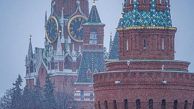 В Кремле отреагировали на планы США начать с РФ переговоры по контролю вооружения